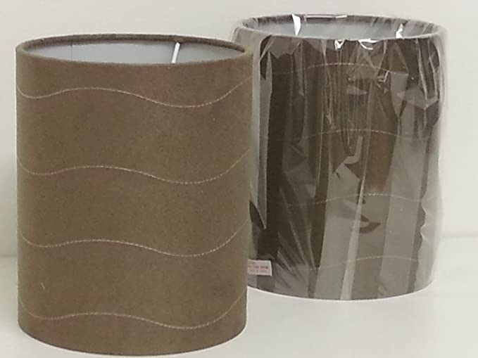 Chocolate brown faux suede light shade lamp shade165cm brand new chocolate brown faux suede light shade lamp shade165cm brand new boxed aloadofball Gallery