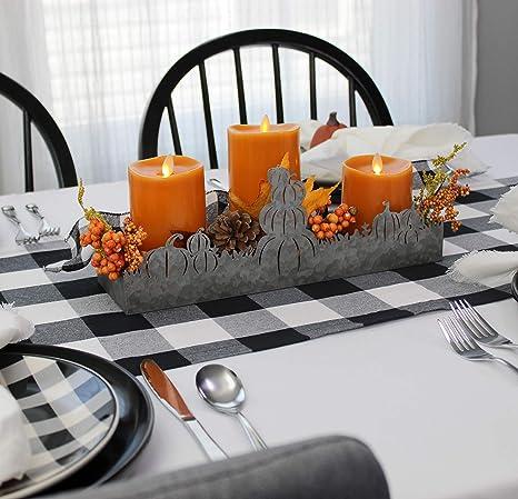 Hostess Gift Farmhouse Style Party Favor Table Decor Pumpkin Decor