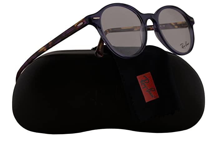 55339b8518 Image Unavailable. Image not available for. Colour  Ray Ban RX7118  Eyeglasses ...