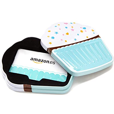 Tarjeta Regalo Amazon.es - Estuche Cupcake