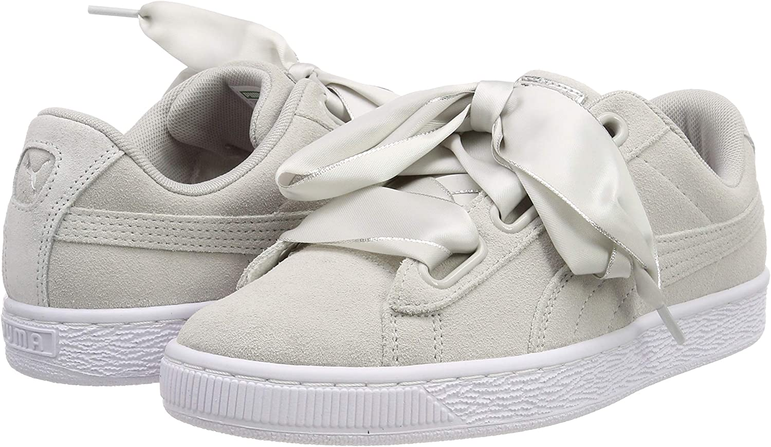 PUMA Suede Heart Galaxy Wn's, Sneakers Basses Femme