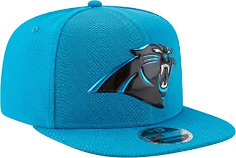 sports shoes 800f8 ba4ae Image Unavailable. Image not available for. Color  New Era Men s Carolina  Panthers Color Rush 2017 On-Field 9Fifty Snapback Adjustable Hat (