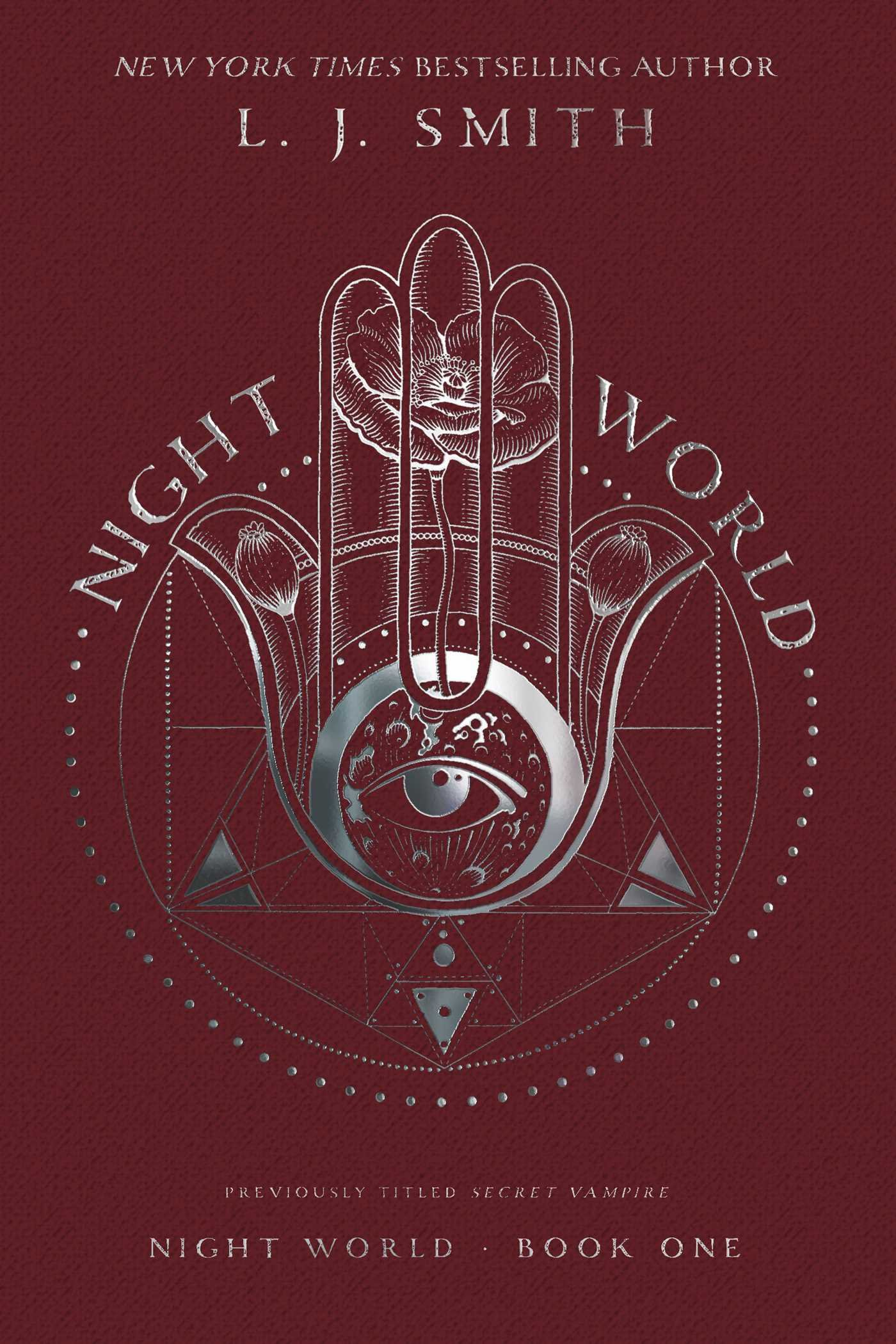 Amazon com: Night World (1) (9781481479622): L J  Smith: Books
