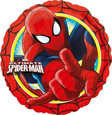 Globo * SPIDER-MAN * Para fiesta de cumpleaños o lema-fiesta ...
