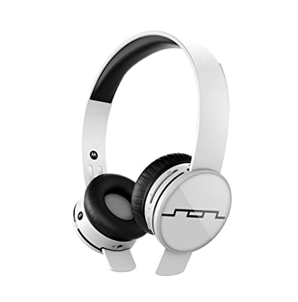 Sol Republic Tracks Air - Auriculares de diadema con Bluetooth, color blanco