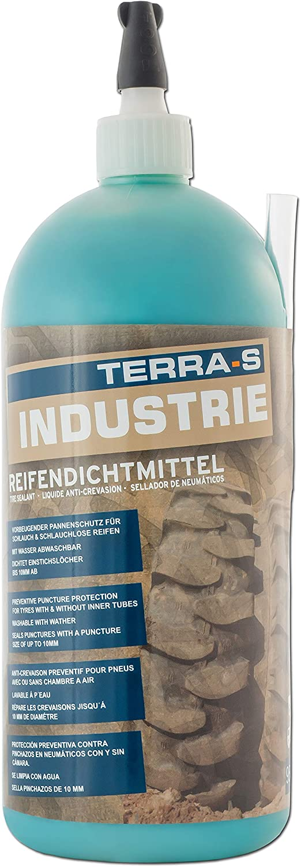 Terra S 6012 X1 0759 Reifendichtgel Reifendichtmittel 950ml Auto
