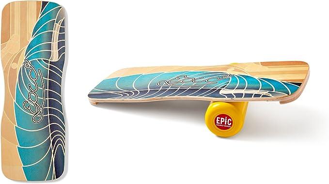 Epic Waves - Tabla de Equilibrio