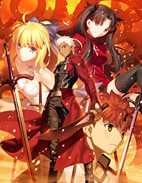 Fate/stay night [Unlimited Blade Works] Blu-ray Disc Box Standard Edition(通常版)