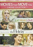 Eat Pray Love / Holiday, the (2006) / Julie & Julia - Set