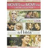 Eat Pray Love / Holiday, the (2006) / Julie & Julia - Set