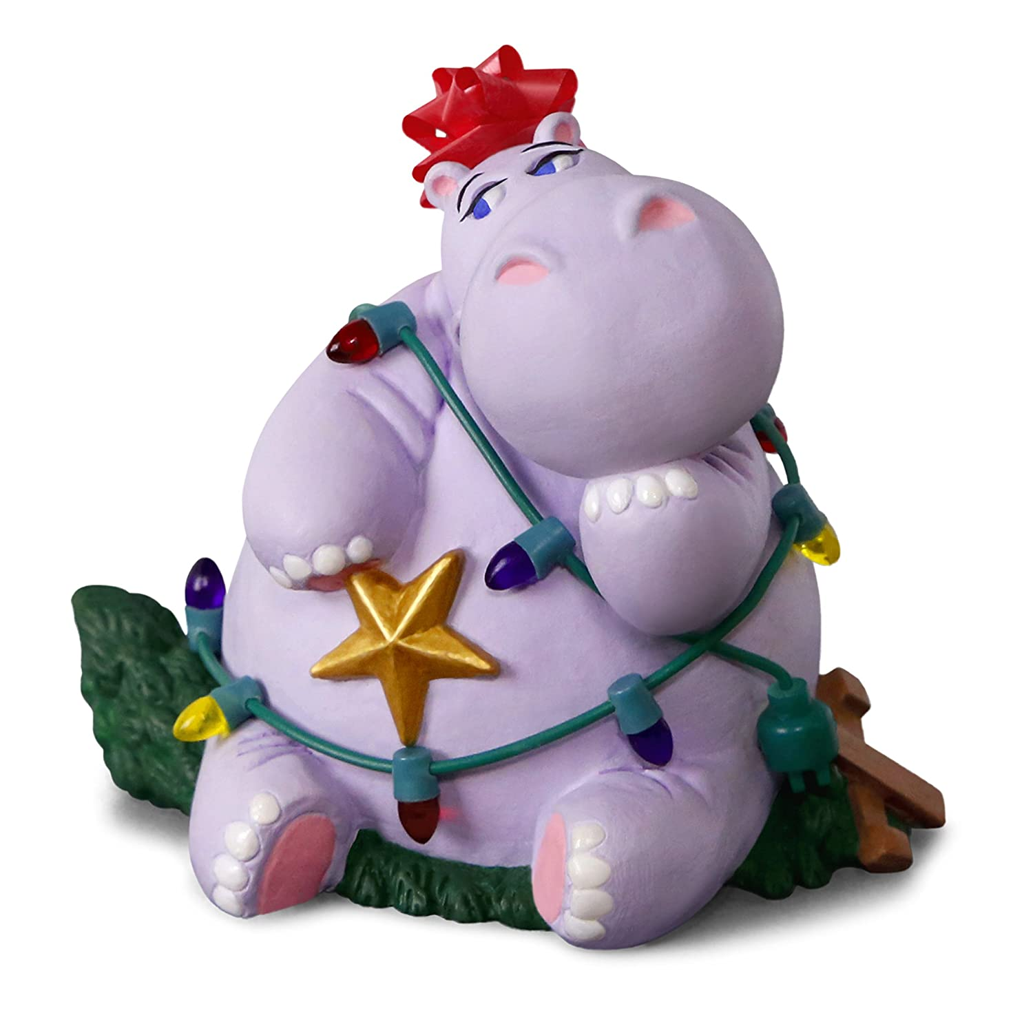 I Want A Hippocampus For Christmas.Hallmark Keepsake Christmas Ornament 2018 Year Dated I Want A Hippopotamus For Christmas With Music