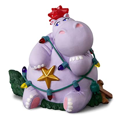 Hallmark Keepsake Christmas Ornament 2018 Year Dated, I Want a Hippopotamus  for Christmas with Music - Amazon.com: Hallmark Keepsake Christmas Ornament 2018 Year Dated, I