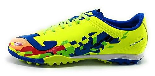 d5132ad9f3beb Joma Propulsion Botas Fútbol para Césped Artificial Turf  Amazon.es   Zapatos y complementos