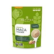 Navitas Organics Maca Powder, 16 oz. Bag — Organic, Non-GMO, Low Temp-Dried, Gluten-Free