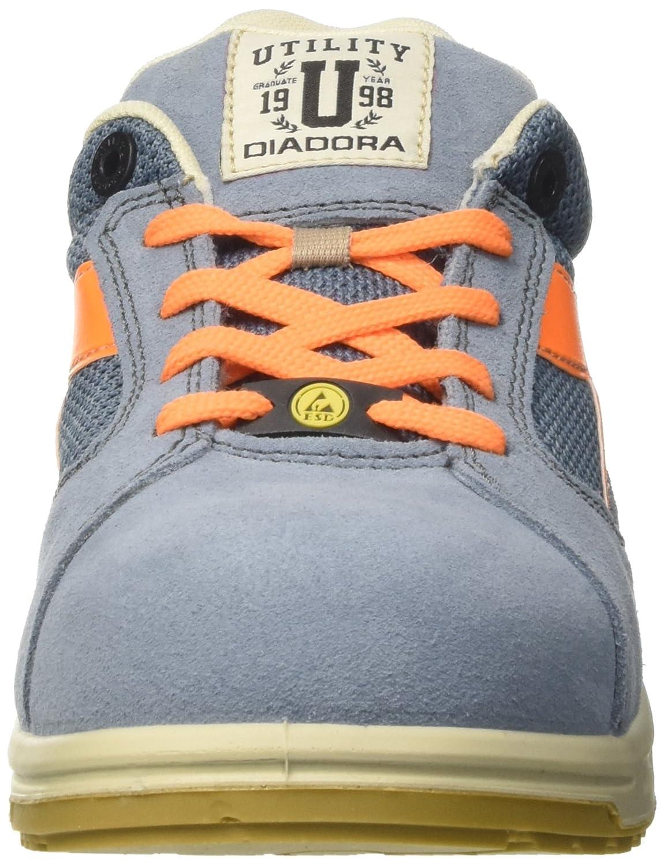 Diadora D-Jump Low S1p ESD Zapatos de Trabajo Unisex Adulto