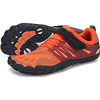 SAGUARO Hombre Mujer Antideslizante Five Fingers Zapatillas Minimalistas de Barefoot Trail Running,Gr 36-46 EU