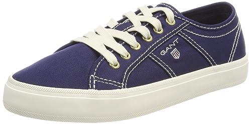 GANT ZOE, Zapatillas para Mujer, Azul (Marine G69), 38 EU