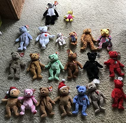 2a230b5015e Image Unavailable. Image not available for. Color  TY Beanie Baby ...