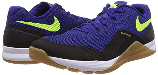 low priced bc7dd e2292 Nike Metcon Repper Dsx, Chaussures de Running Compétition Homme,  Multicolore (Deep Royal Bluee/Volt 470), 42.5 EU: Amazon.fr: Chaussures et  Sacs