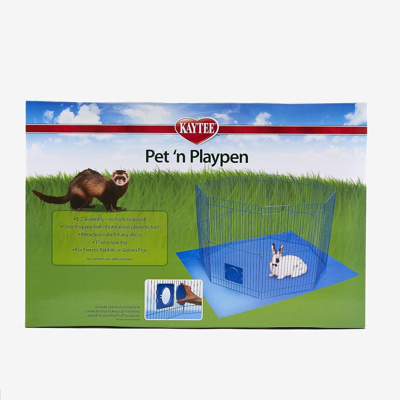 Kaytee Small Animal Pet-N-Play Pen