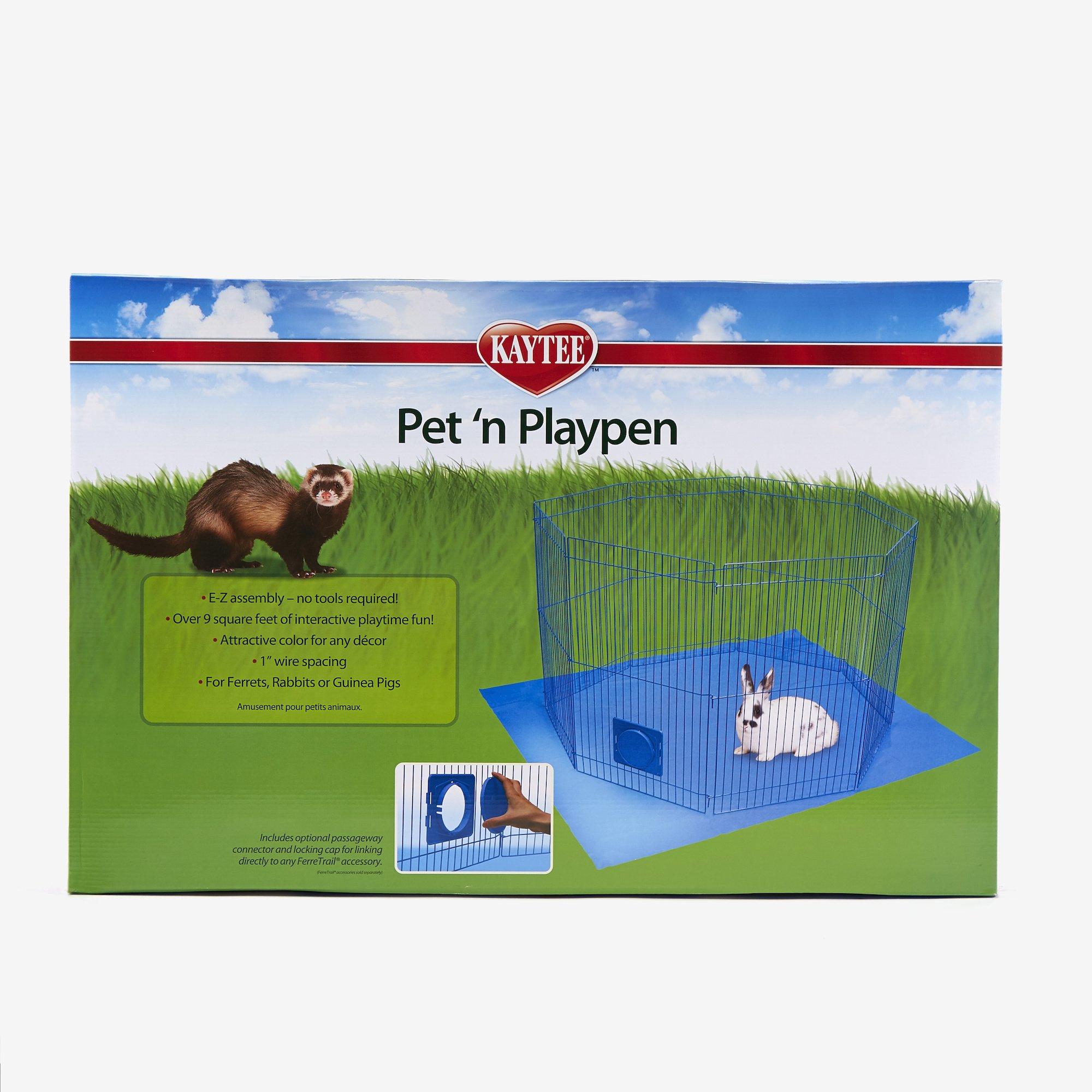 Kaytee Small Animal Pet-N-Play Pen by Kaytee (Image #2)