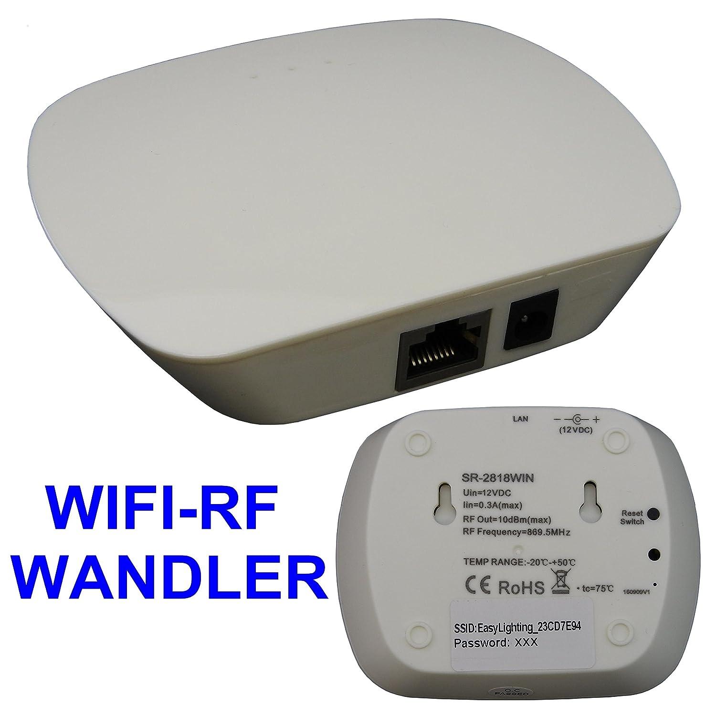 LED WIFI - RF Wandler SR-2818WIN Transmitter