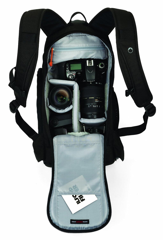 Lowepro Flipside 200 - Mochila para cámaras, color negro: Amazon.es: Electrónica