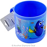 Disney F106300 300 ml Pixar Finding Dory Plastic Beaker Mug