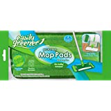 Swiffer Sweeper Compatible Microfiber Mop Pads by Easily Greener, Reusable Wet & Dry Refills, 2 Pack