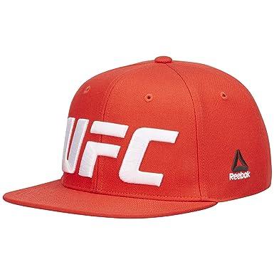 Reebok UFC Flat Peak Cap Gorra, Hombre: Amazon.es: Ropa y accesorios