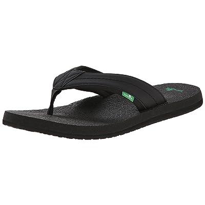 Amazon.com | Sanuk Men's Beer Cozy 2 Flip-Flop | Shoes