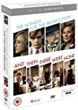 Two By Christie - The Witness for the Prosecution & And Then There Were None [DVD]