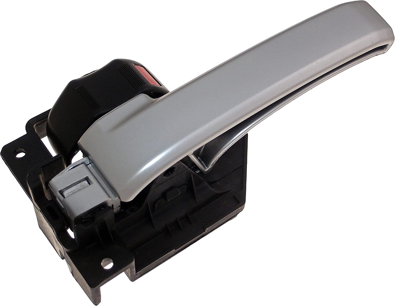 Black and Silver Dorman 83946 Interior Door Handle for Select Toyota Models