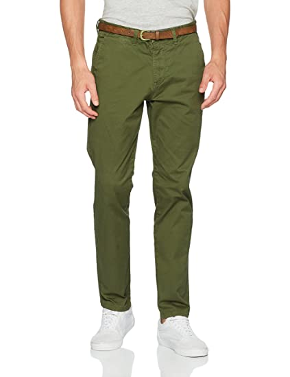 Jjspencer Mens Tan Ww Noos Jack Pantalon & Jones YGocweTx