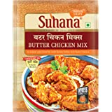 Suhana Butter Chicken Spice Mix - 50G (Pack Of 9)