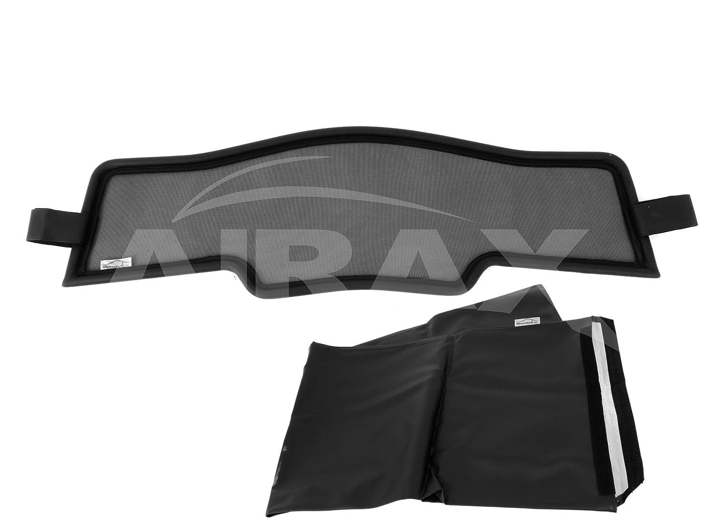 airax Wind Schott pour BMW Z4 Roadster type (E85) avec bande Velcro et é tui Chrom Design