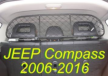 per trasporto cani e bagagli. Divisorio Griglia Rete Divisoria Ergotech RDA65-S8