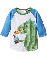 Mud Pie Baby Toddler Boys' Raglan T-Shirt