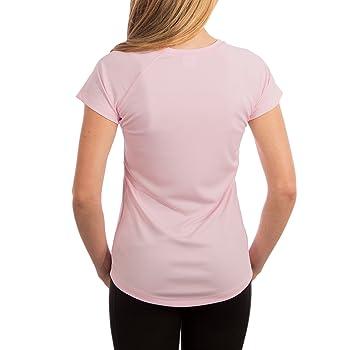 Women's UPF 50+ UV/Sun Protection Short Sleeve T-Shirt