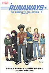 Runaways: The Complete Collection Vol. 1: The Complete Collection Volume 1 Kindle Edition