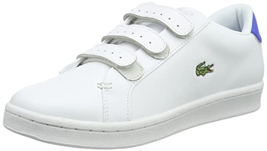 ac668c85d43c ... Lacoste Mens CAMDEN NEW CUP S216 1 Low-Top Sneakers White Size 6 WomenS  Adidas Green ...