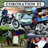 Coronation Street 2018 12 x 12 Inch Monthly Square Wall Calendar