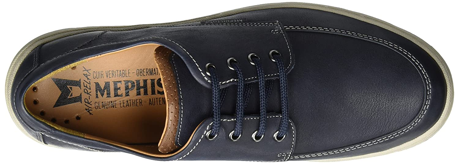 Hcl handcrafted leather goods - Mephisto Justin Kansas 2045 2035 Navy Men S Low Top Sneakers Amazon Co Uk Shoes Bags
