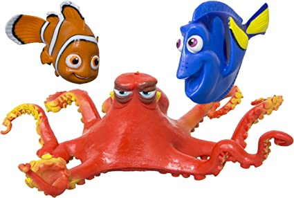 Set of 6 Water Sports Disney Pixar Finding Dory Mr Rays Dive and Catch Swimming Pool Game 10