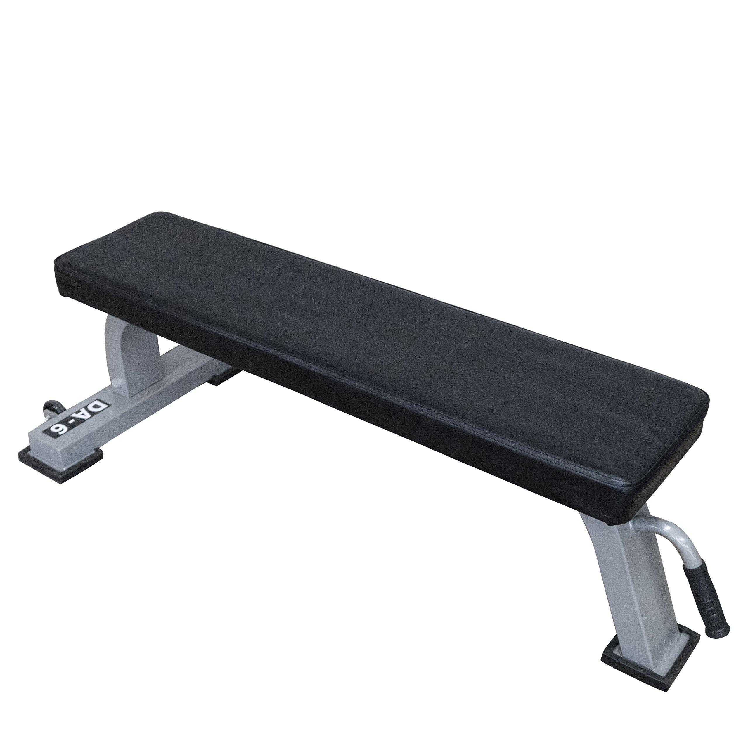 Valor Fitness DA-6 Flat Bench