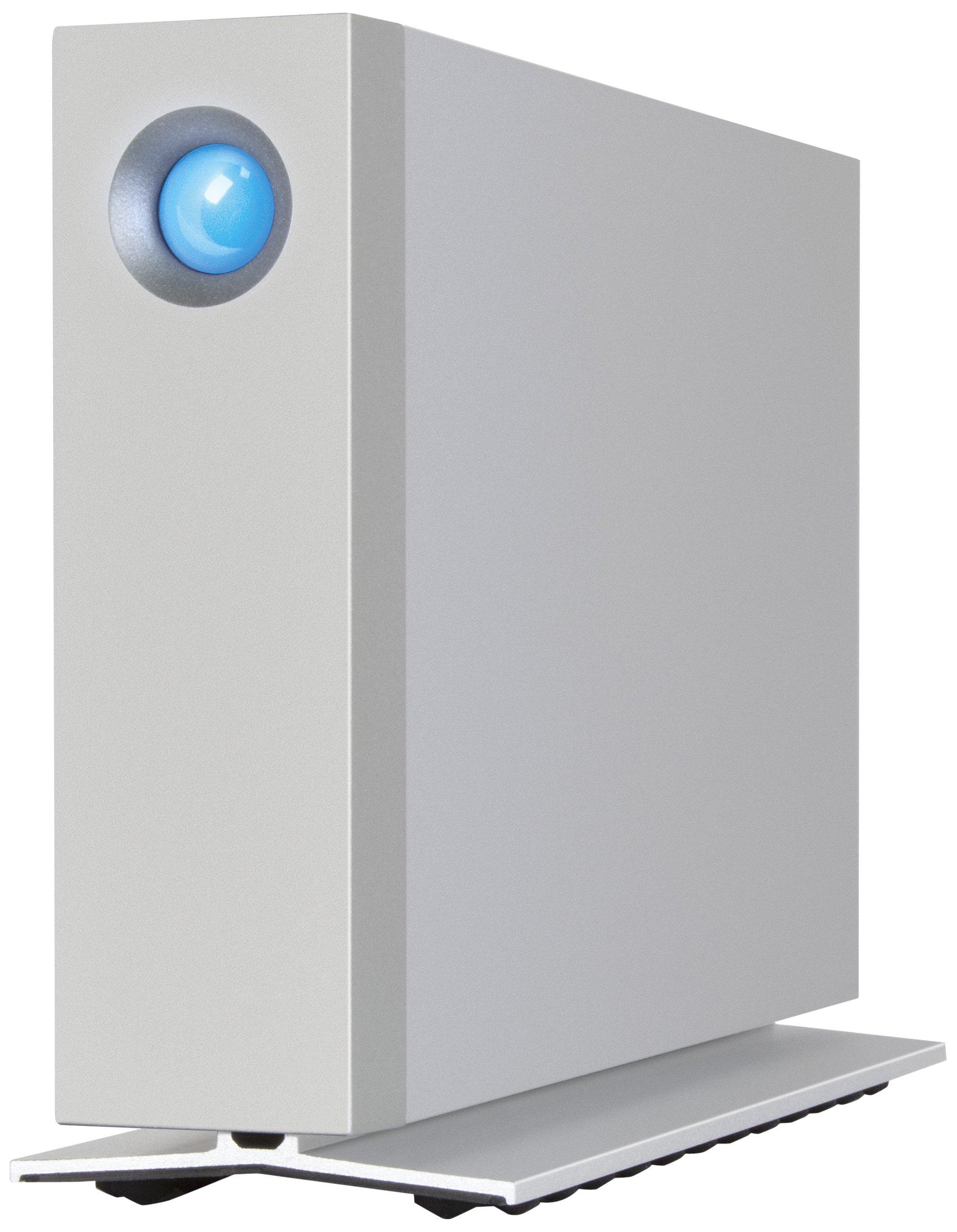 LaCie d2 9000443 USB 3.0 Desktop Hard Drive (4TB) by LaCie
