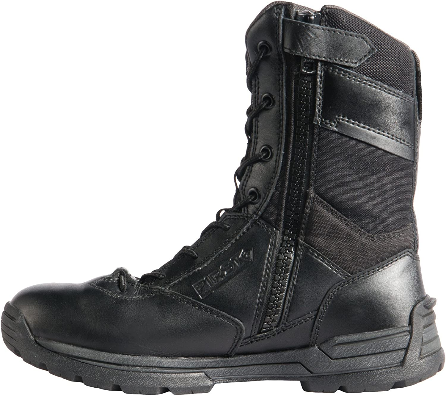 First Tactical Women's 8 Safety Toe Side Zip Duty Boot