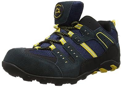 Groundwork - Zapatillas de seguridad hombre , color negro, talla 41 EU