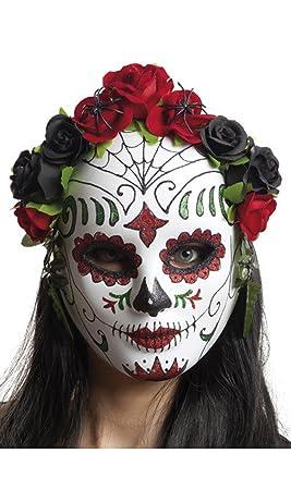 100% de satisfaction Royaume-Uni disponibilité pas cher Viving Costumes Viving Costumes203556 Catrina Masque avec ...
