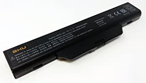 New GHU Battery 464119-362 HSTNN-LB51 HSTNN-IB52 HSTNN-IB51 HSTNN-IB62 451086-121 451085-141 Compatible with HP Compaq 510 511 550 610 Series Notebook 6720S 6730S 6730 6735S 6820S 6830S